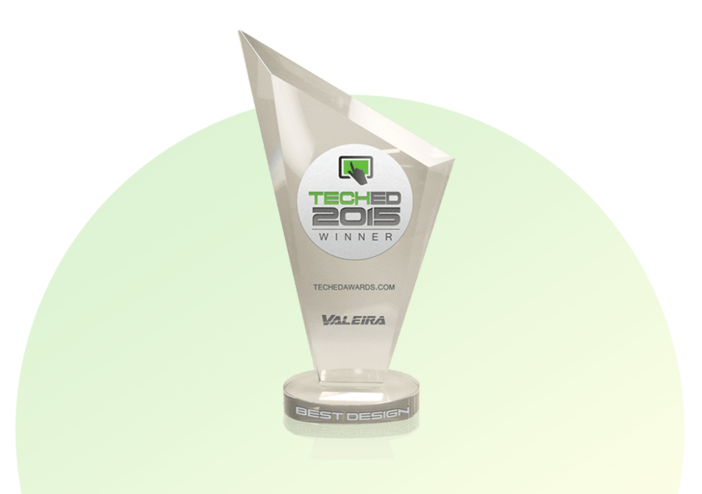 Award winning eLearning