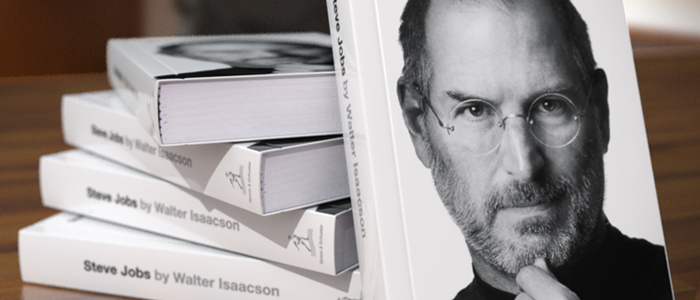 Jared Ferreira | Steve Jobs Autobiography Book Review