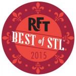 Petropolis Pet Resort River Front Times Best of St. Louis Award