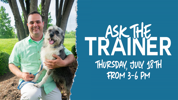 Ask the Trainer July 18