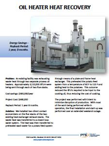 Oil Heater Heat Recovery PDF