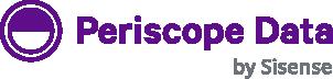 Logo: Periscope Data by Sisence