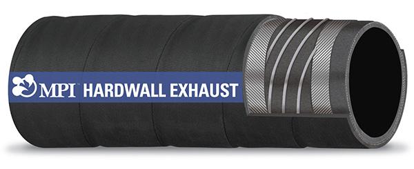 Hardwall Exhaust Marine Hose