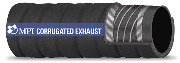 Corrugated Wet Exhaust Marine Hose