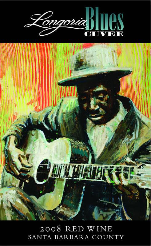 """""""Delta Blues Man"""" 2007-2008"""