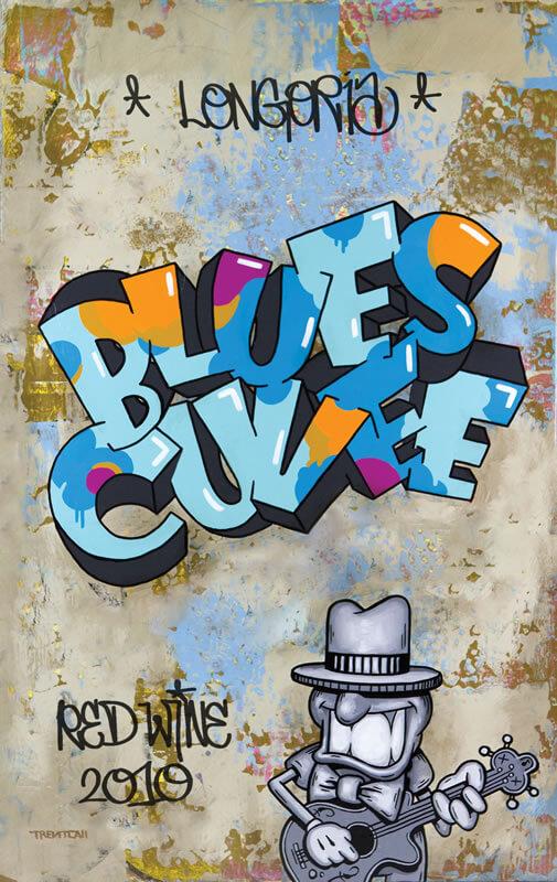 """""""Blues Graffiti"""" 2009-2010"""