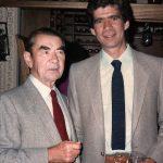 Richard Longoria and Andre Tchelistcheff