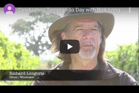 Celebrating Tempranillo Day with Rick Longoria
