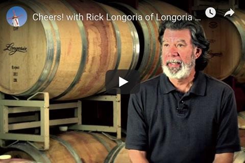 Cheers! with Rick Longoria of Longoria Wines