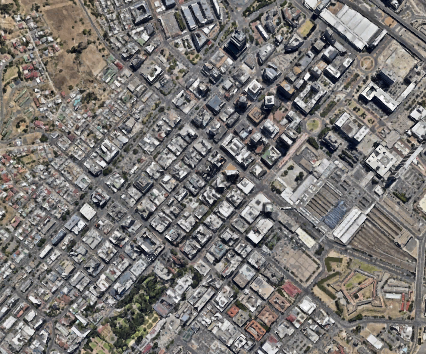 Cape Town — Urban Planning under Apartheid