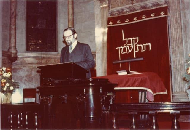 Norman Lamm