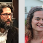 Shira Hecht-Koller and Aaron Koller