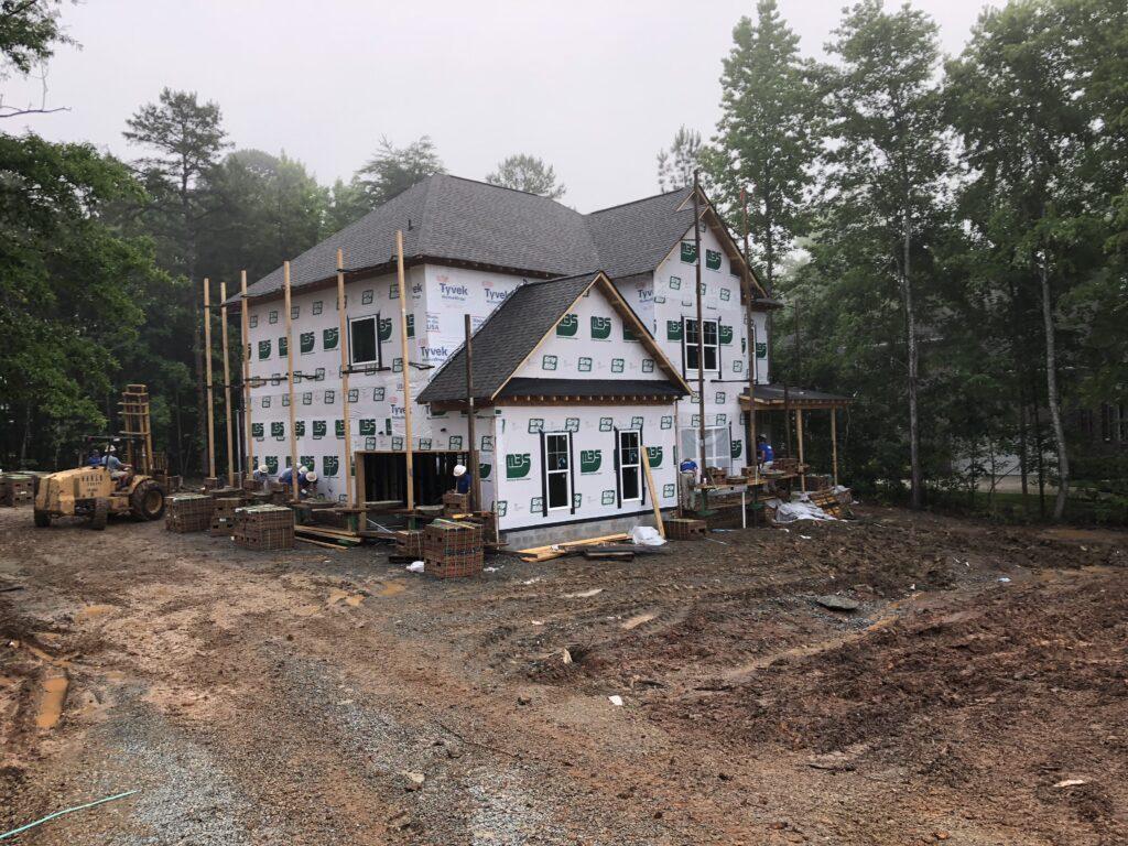 St Jude Masonry Project 2018