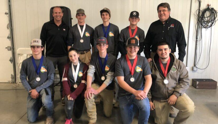 Rowan County Skills Regional Contest 2020