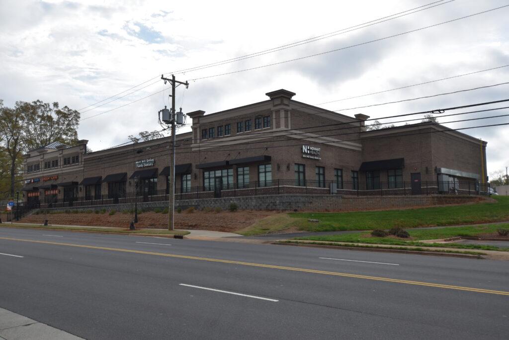 Mint Hill Retail Shops