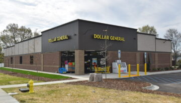 Dollar General Pitt School Rd. Concord NC