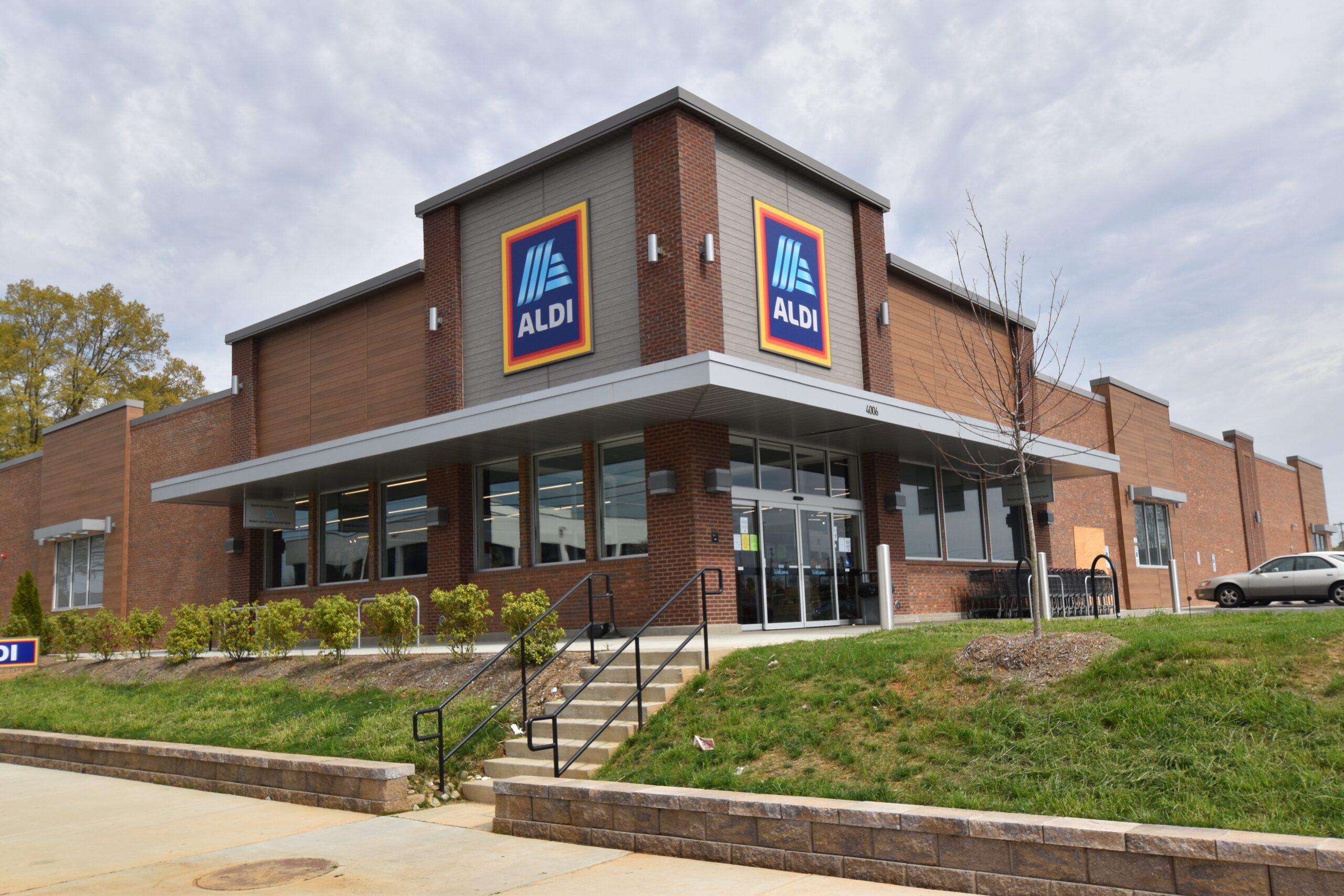 Aldi Grocery Store