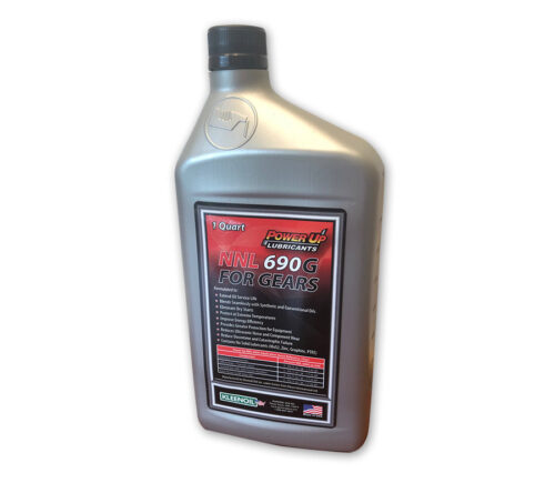 NNL 690-G fortifying oil, increased engine life