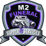 M2 Funeral Supply and services logo