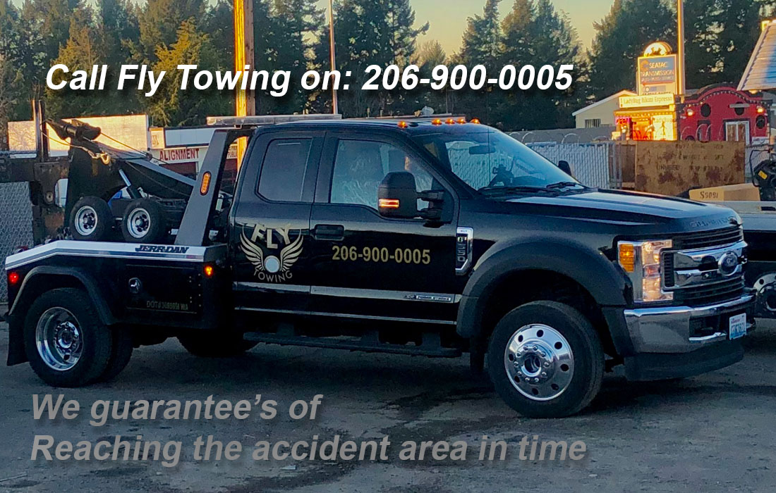 Car Towing Seatac