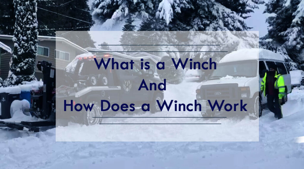 What is a winch