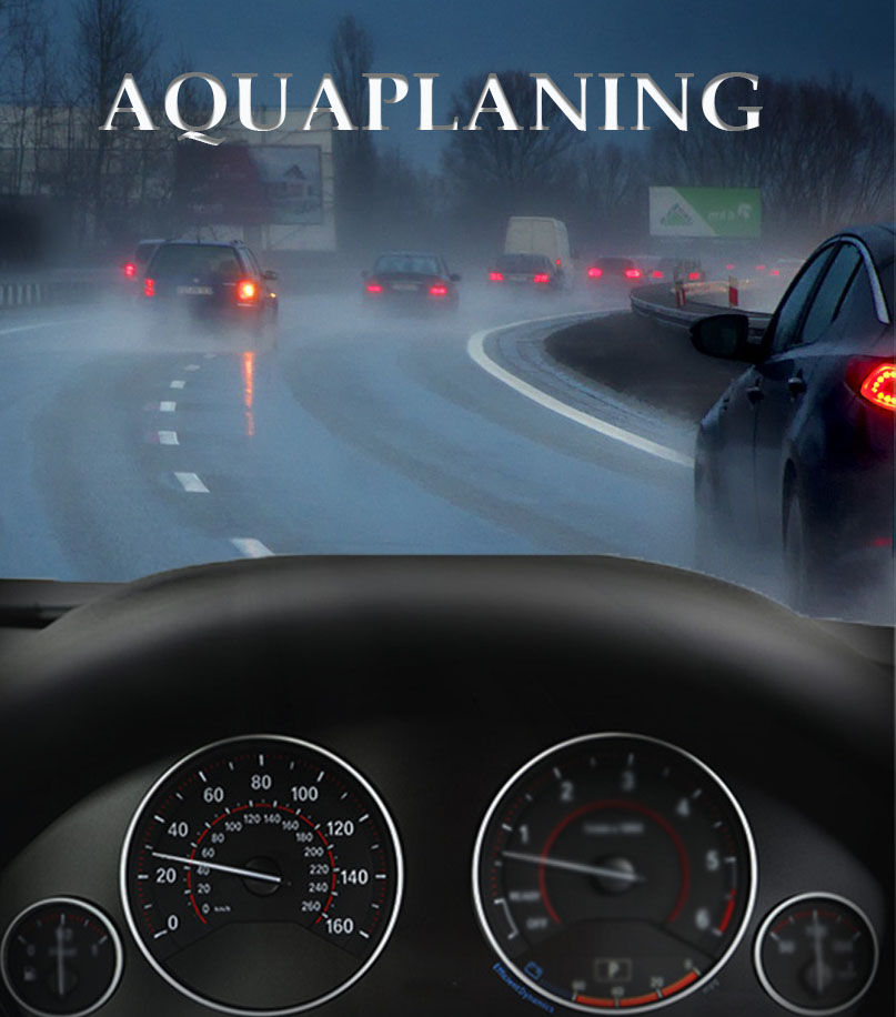 Aquaplaning SeaTac