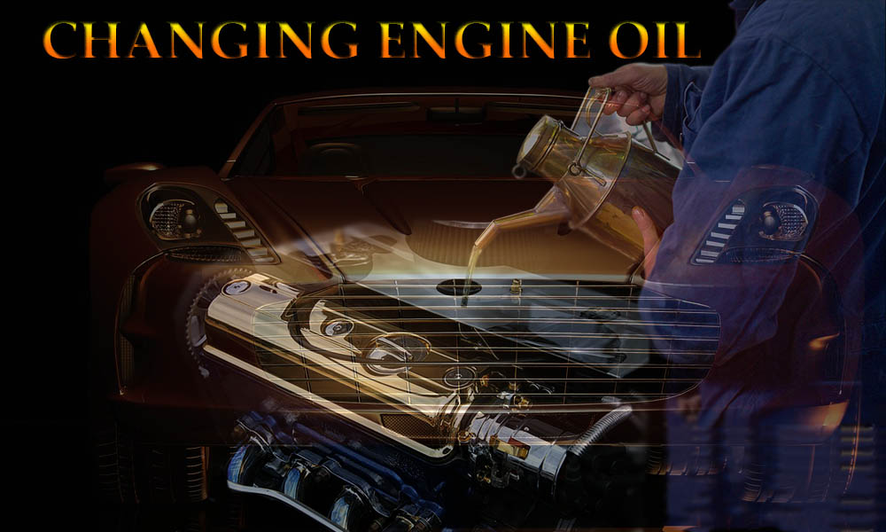 Changing Engine Oil