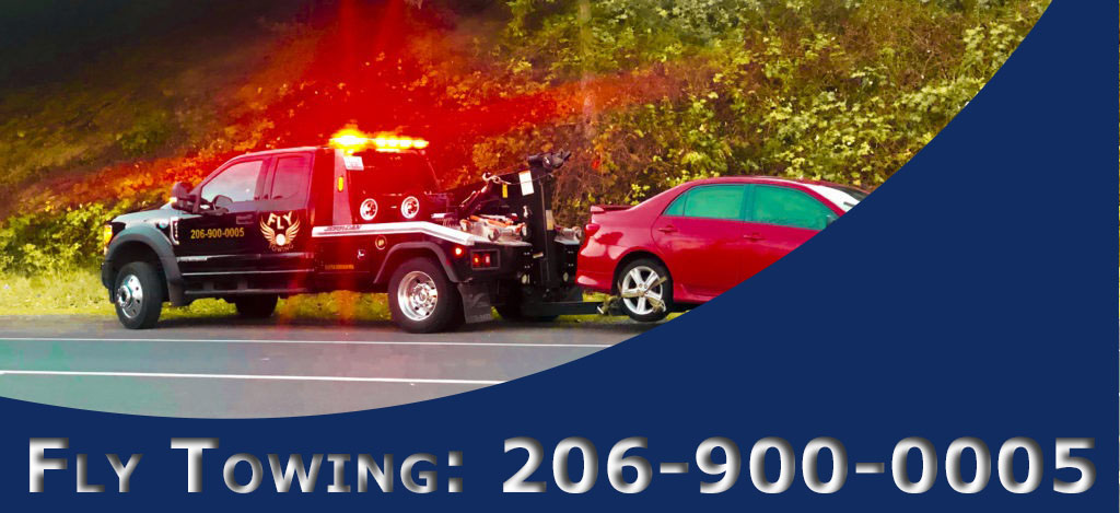 Car Towing Tukwila