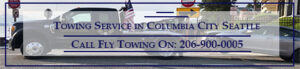 Towing service in Columbia City seattle