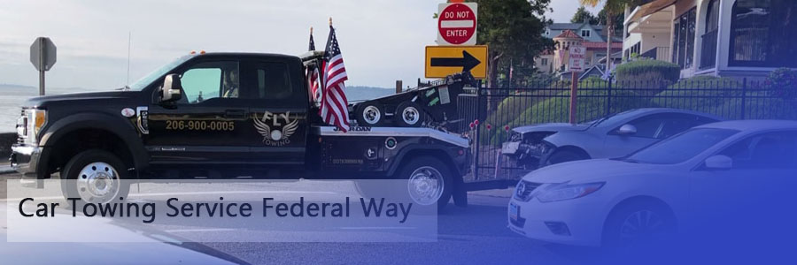 Car Towing Federal Way