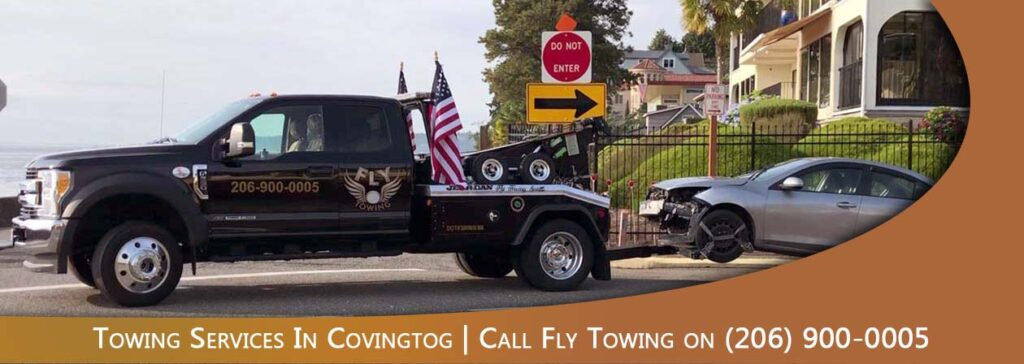 Towing Service in Covington, Washington.