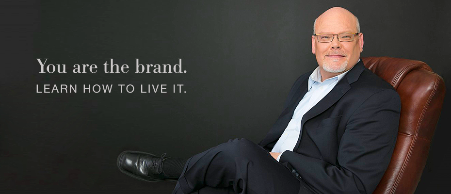 You are the brand.