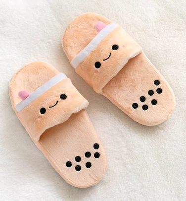 Boba Slippers