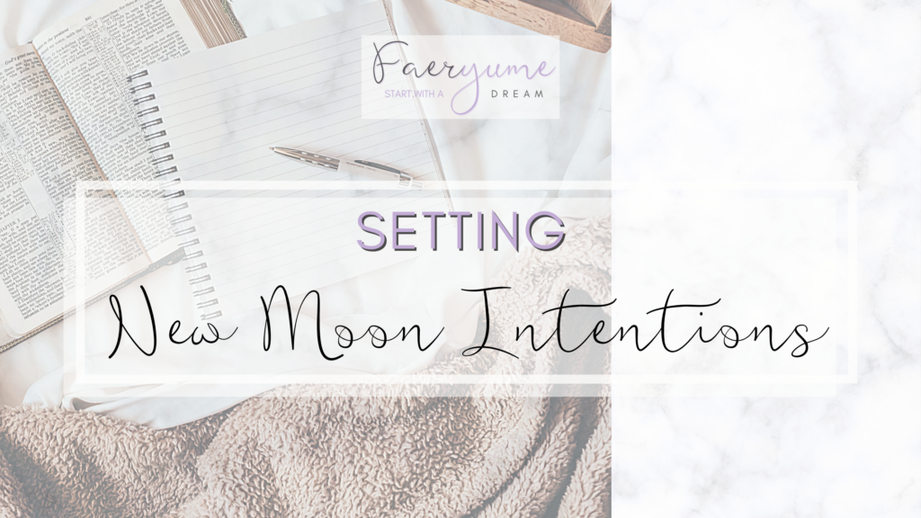manifesting with the new moon