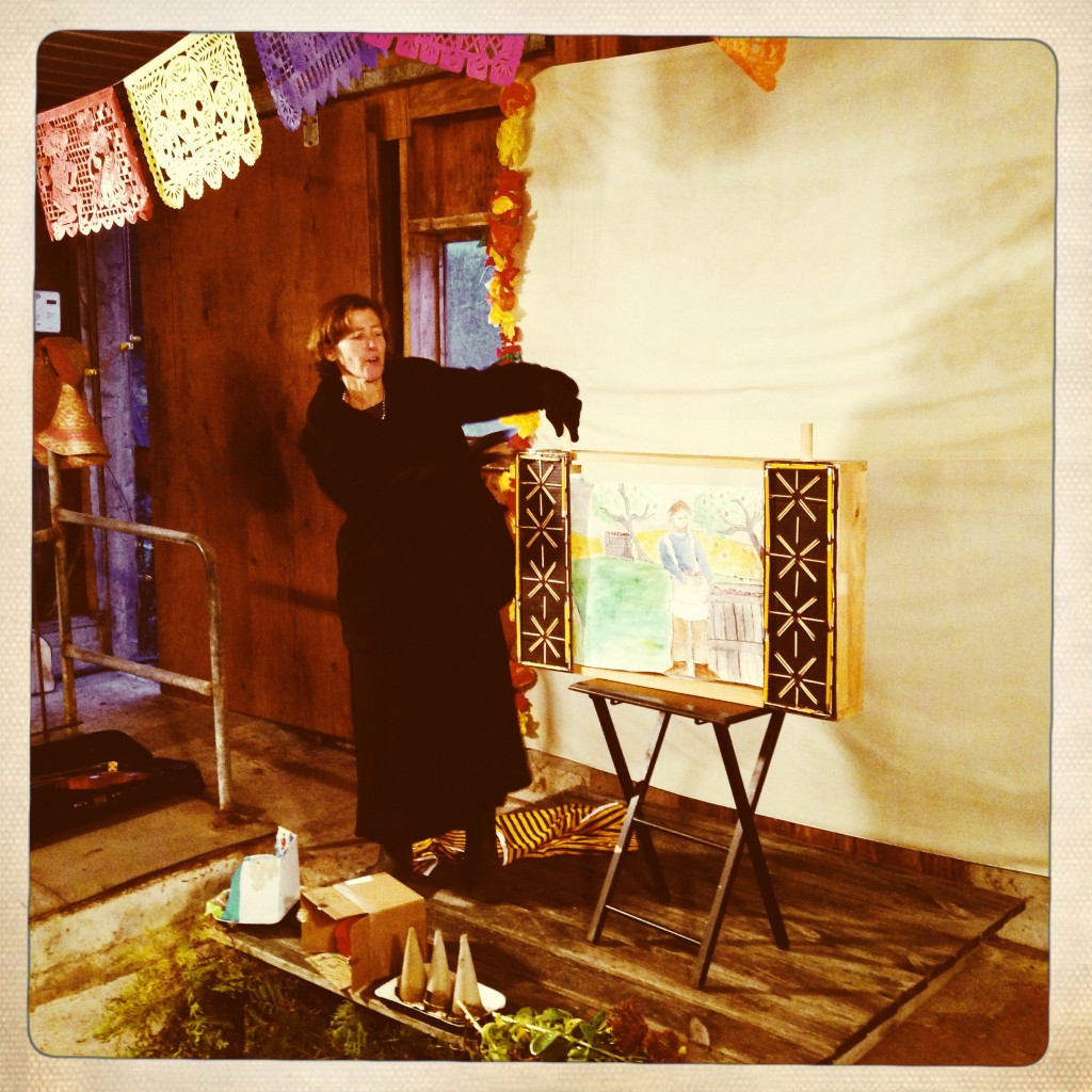 Day of Dead-Meredith Holch performing