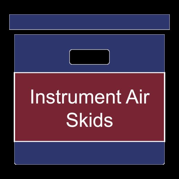 Instrument Air Skids