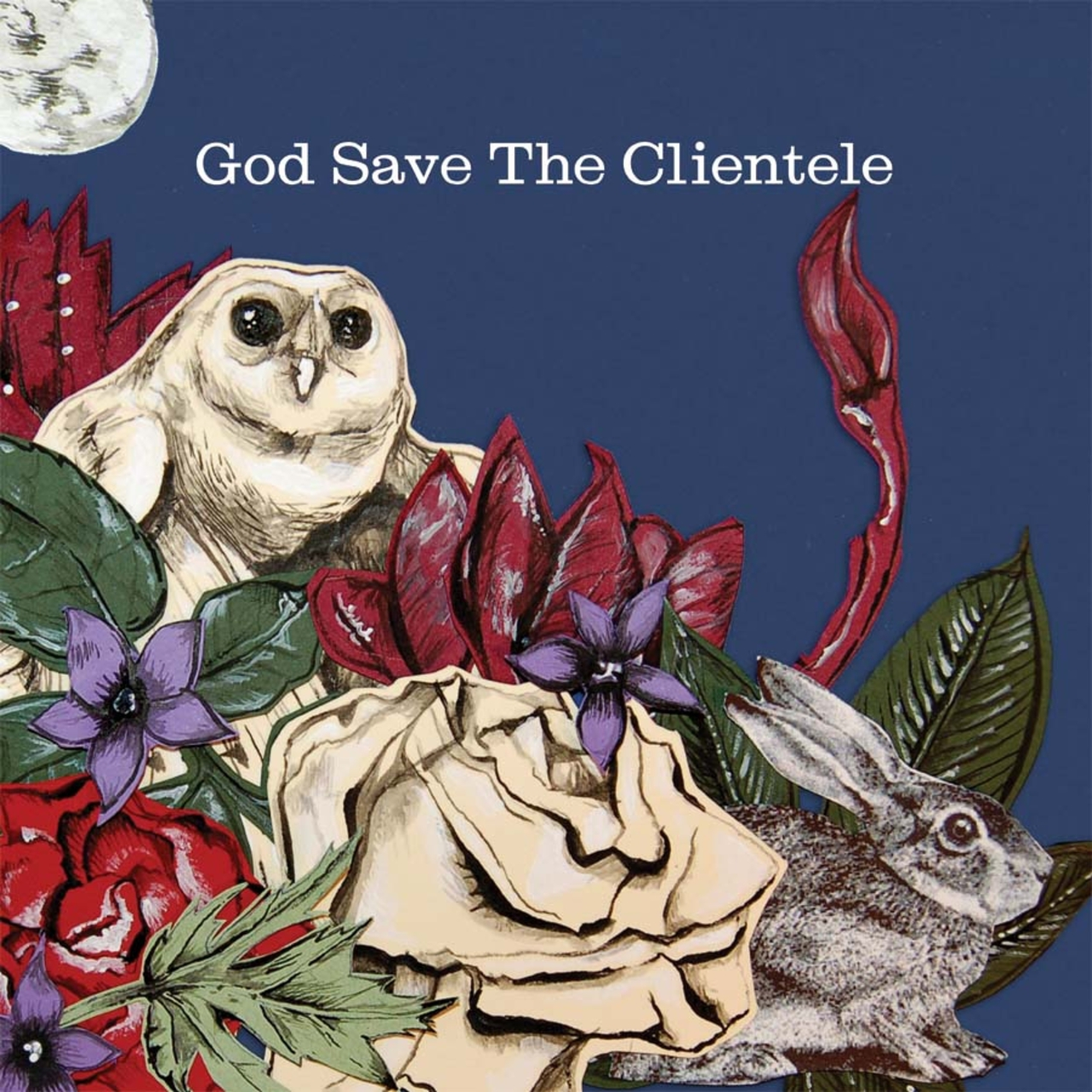 The Clientele's God Save The Clientele is out now.