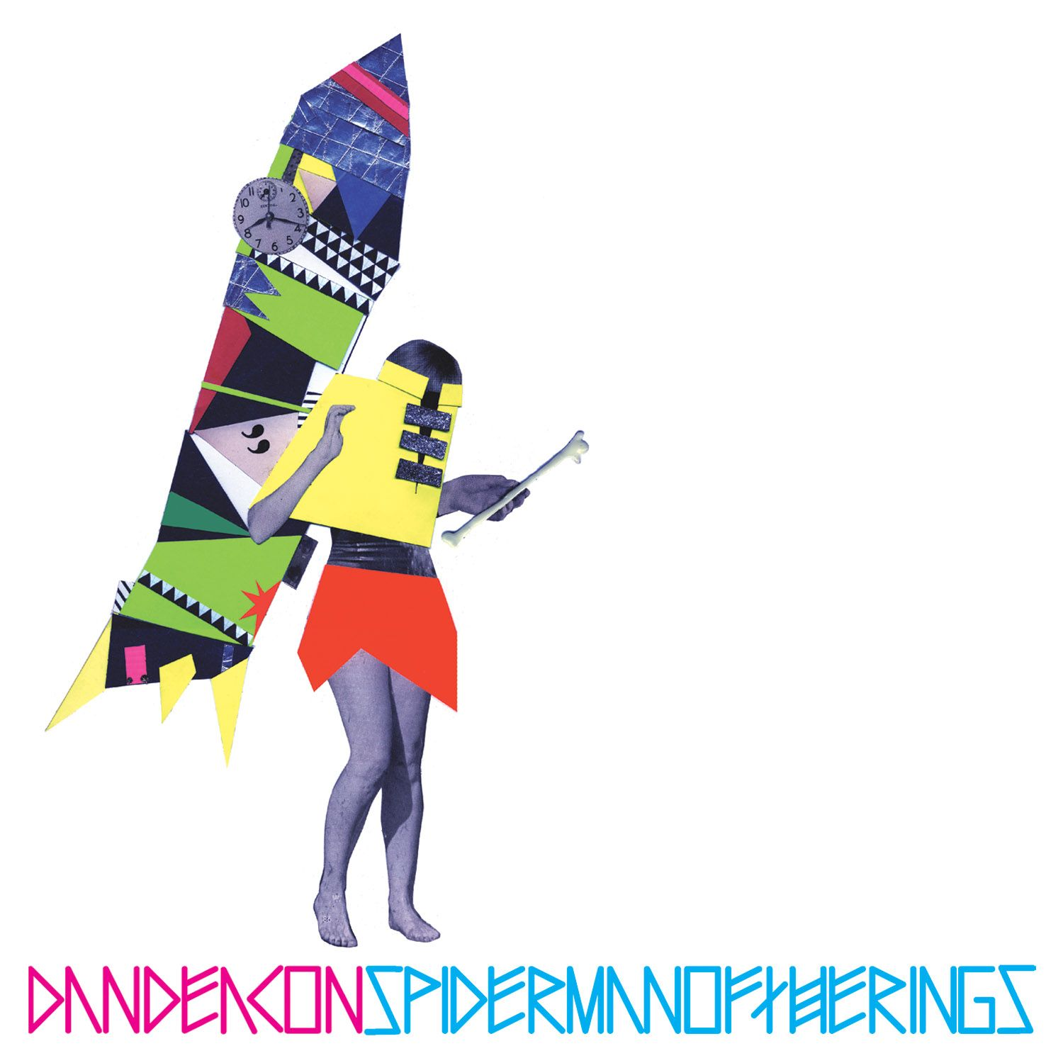Dan Deacon's Spiderman Of The Rings is out now.