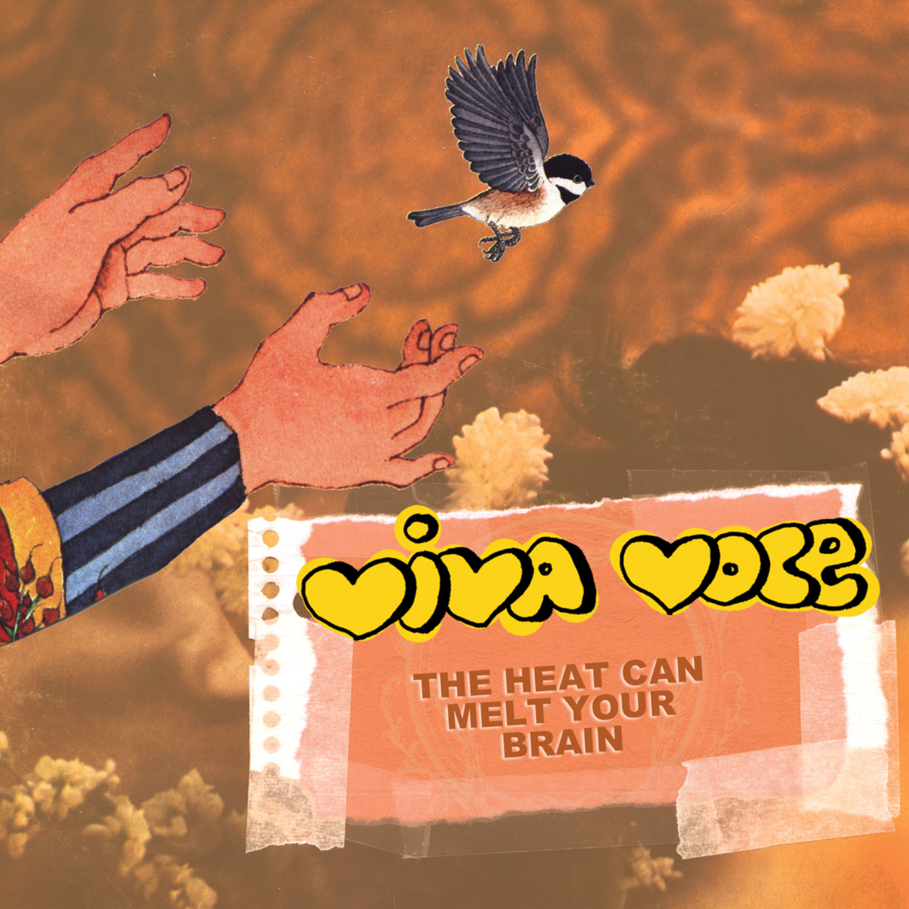 Viva Voce's Lovers Lead the Way! / Heat Can Melt Your Brain is out now.