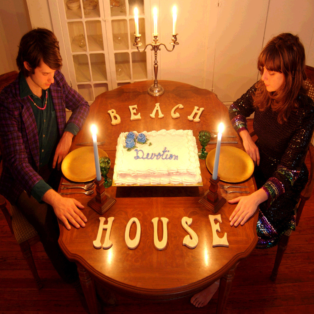 Beach House's Devotion is out now.