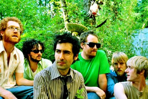 Blitzen Trapper's EP3 is out now. (Jade Harris/Courtesy of the artist)