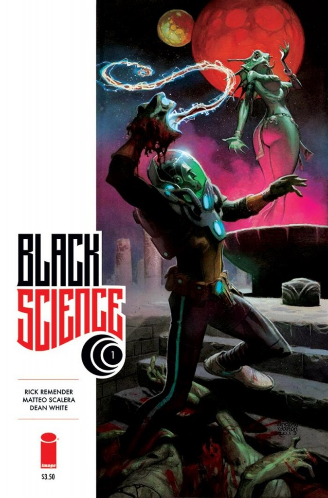 Black Science No. 1 (Courtesy of Image)