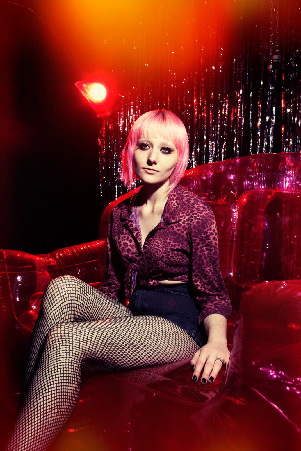 Jessica Lea Mayfield's album, Make My Head Sing..., is out now. (LeAnn Mueller/Courtesy of the artist)