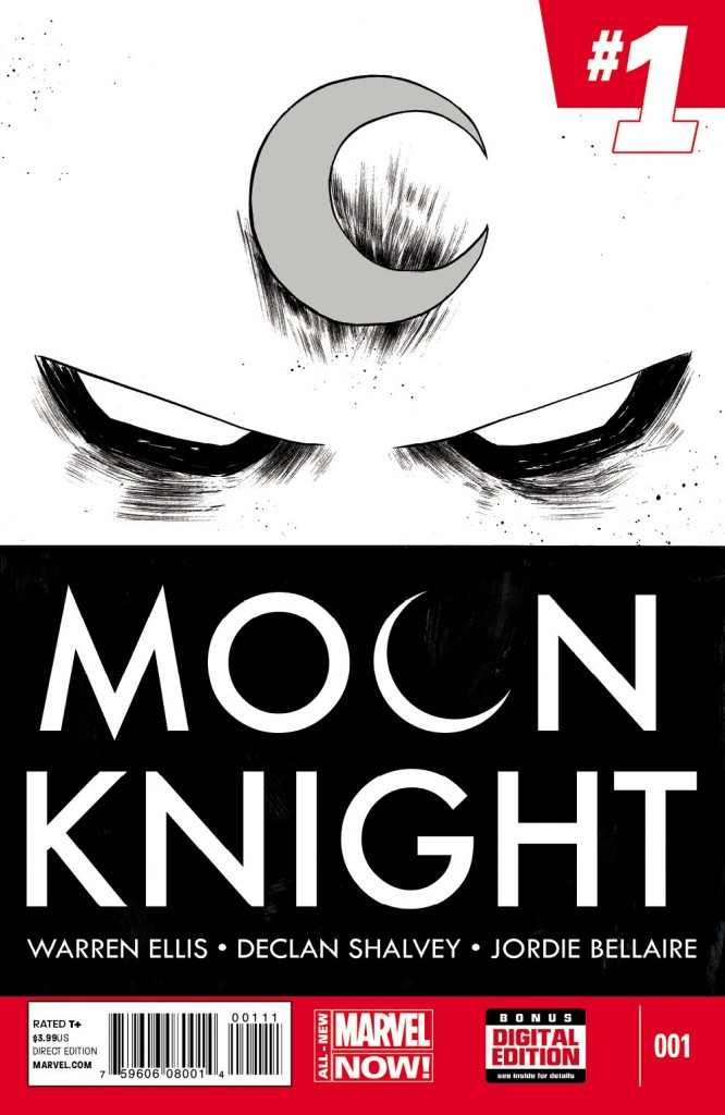 Moon Knight No. 1 (Courtesy of Marvel)
