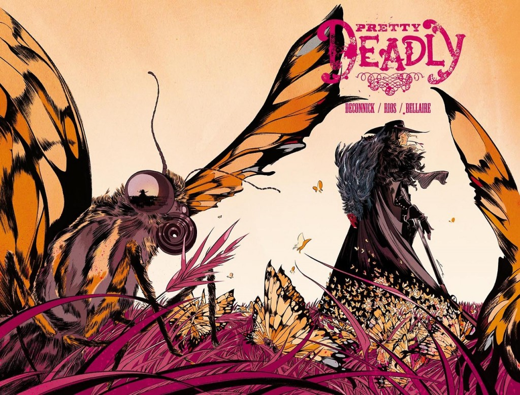 Pretty Deadly No. 2 (Courtesy of Image)