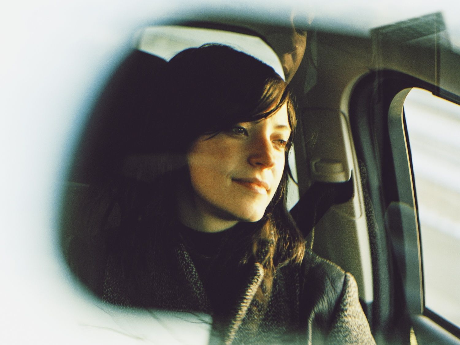 Sharon Van Etten's new album, Are We There, is out now. (Dusdin Condren/Courtesy of the artist)