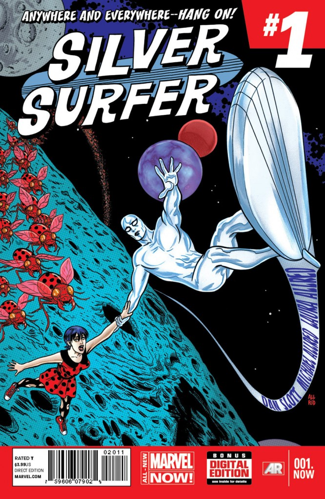 Silver Surfer No. 1 (Courtesy of Marvel)