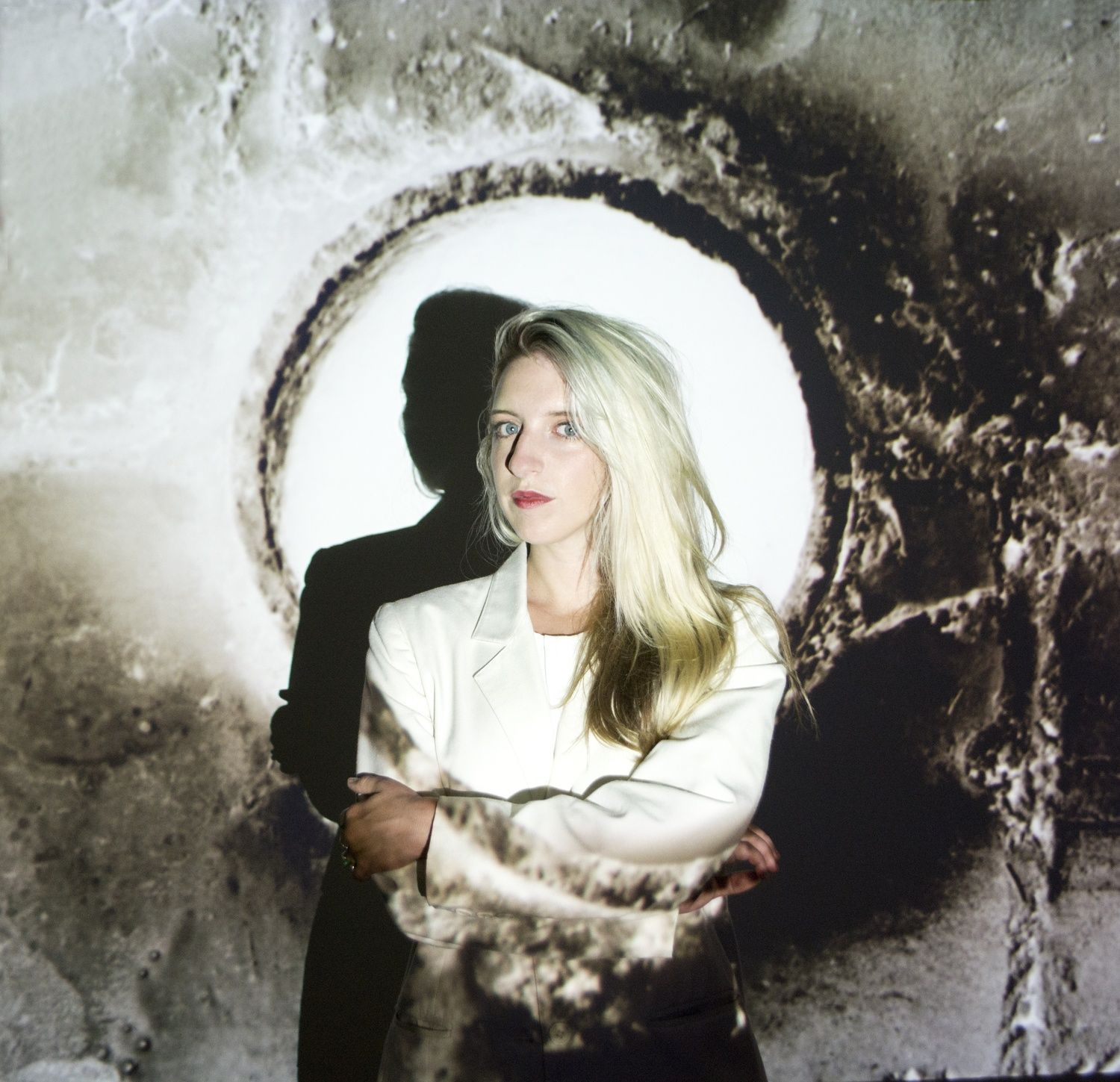 White Hinterland's latest album, 'Baby,' is out now via Dead Oceans. (Anna Rotty/Courtesy of the artist)