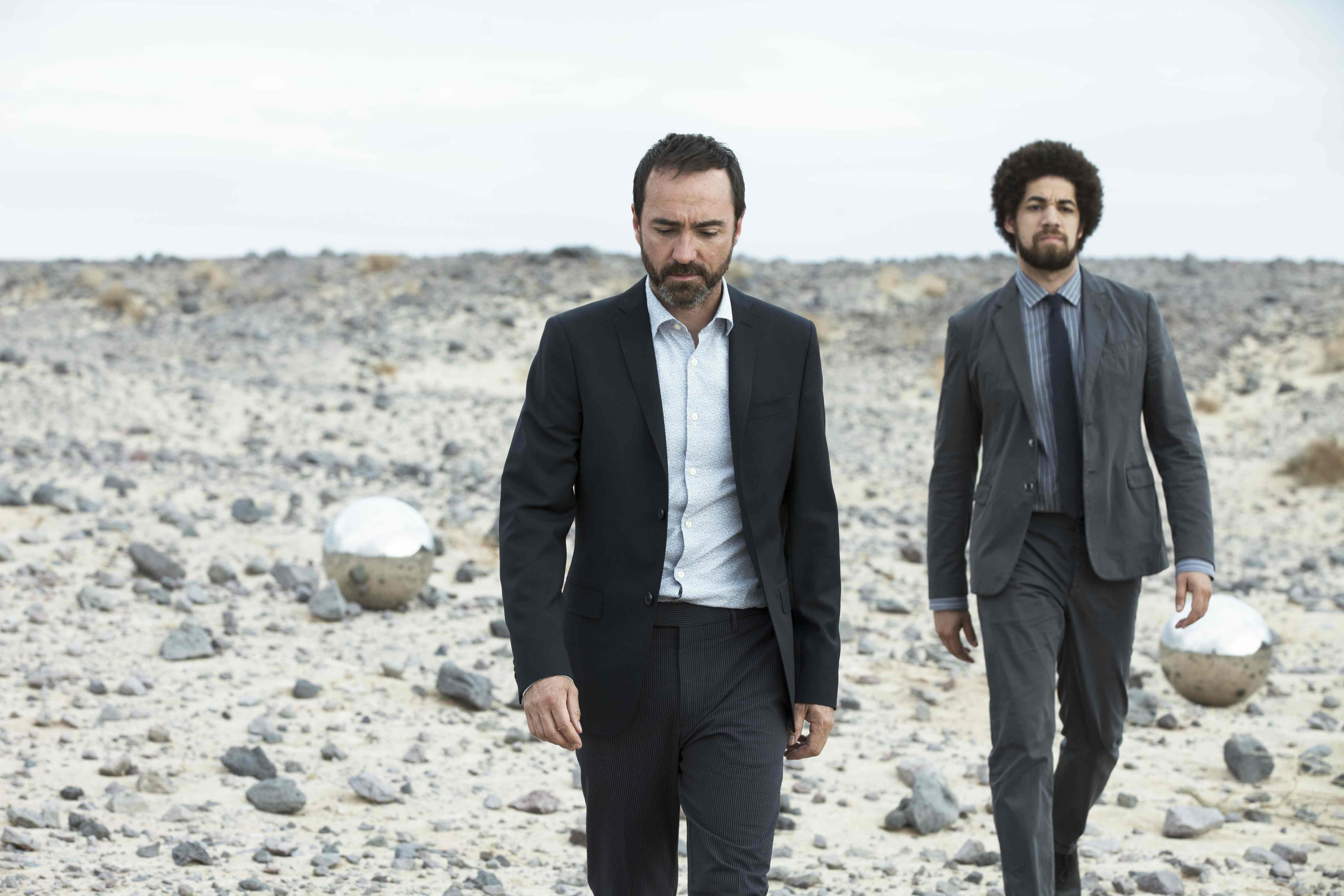 Broken Bells' album, After the Disco, is out now. (Courtesy of the artist)