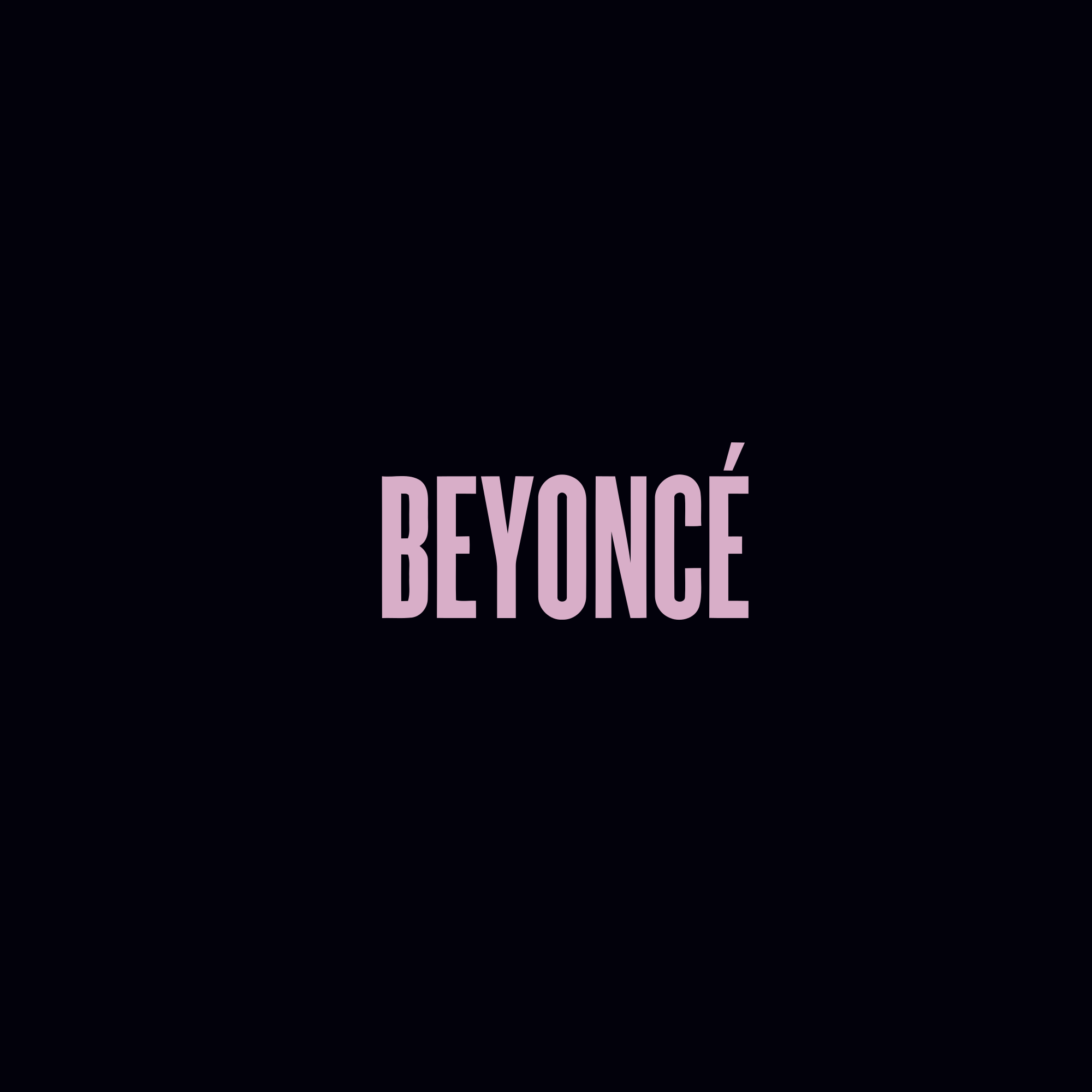 Beyonce's self-titled album is out now.